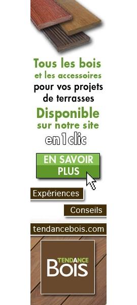www.tendancebois.com : Bois et accessoires pour vos projets de terrasses
