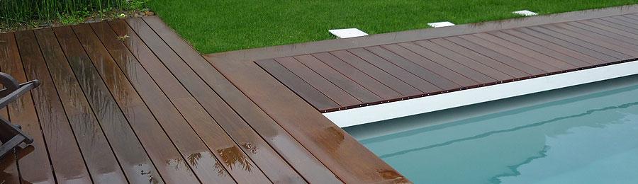 Devis terrasse bois ipé