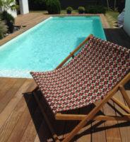Margelle ipé La Rochelle - Marsilly