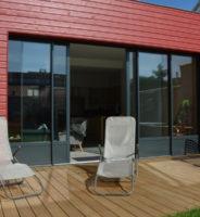 terrasse ipé la baule banc
